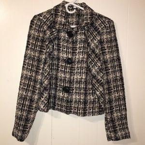 CAbi Tweed Blazer, Size M, EUC